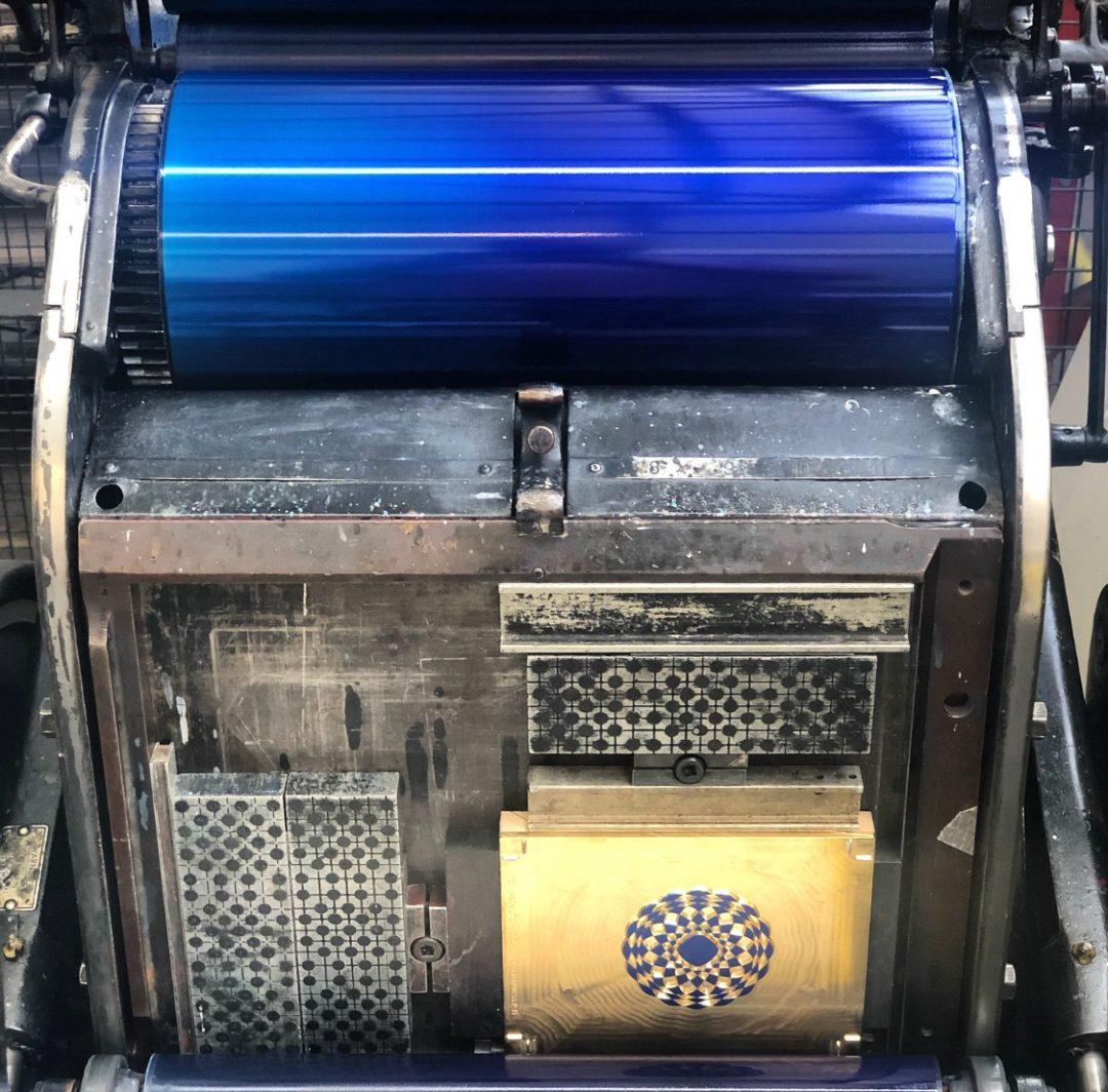 Downey letterpress blue 02