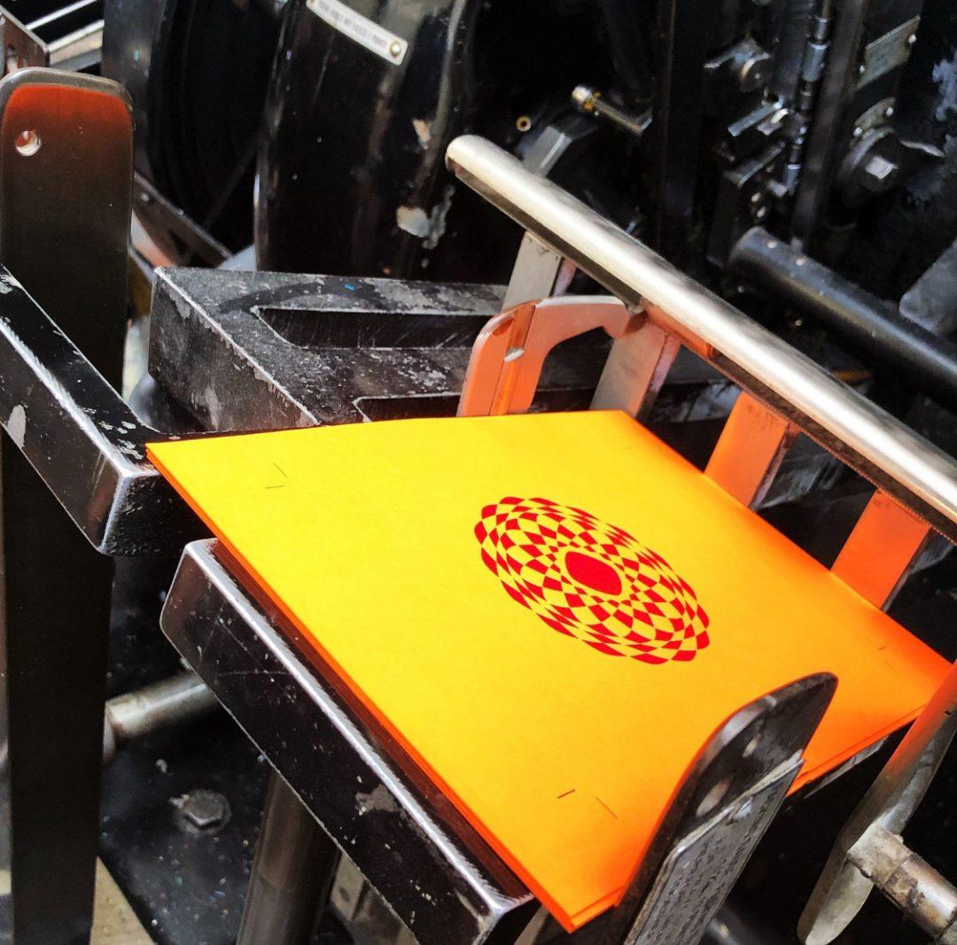 Downey letterpress red 05