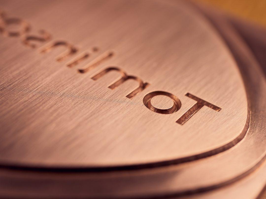 Copper flat foil 1020840 1