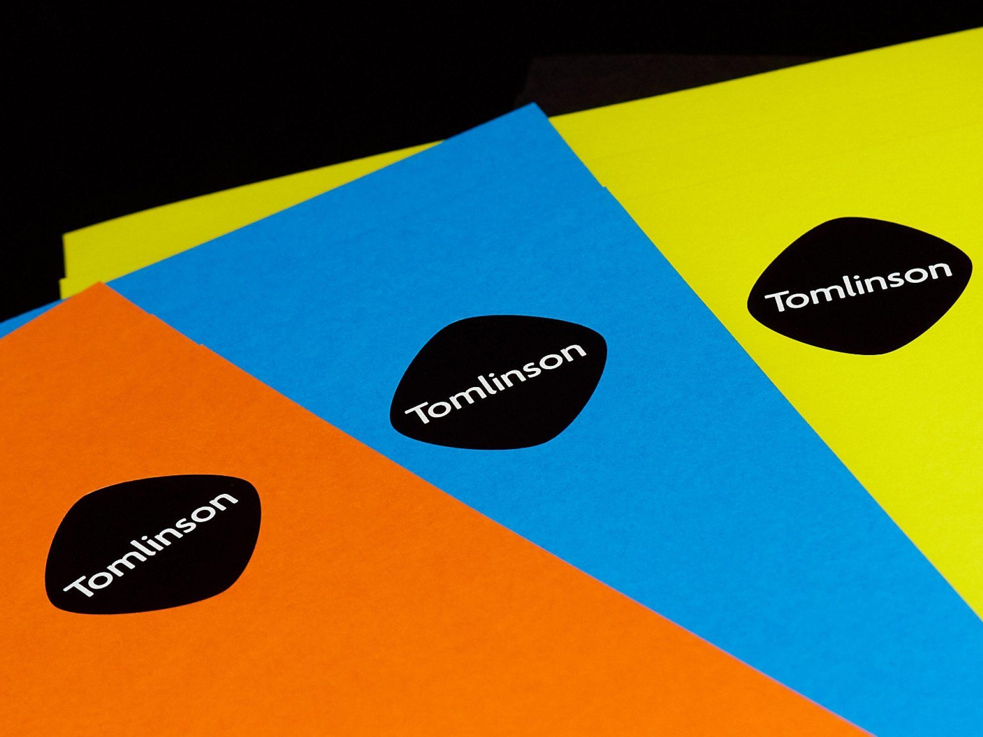 Tomlinson rebranding