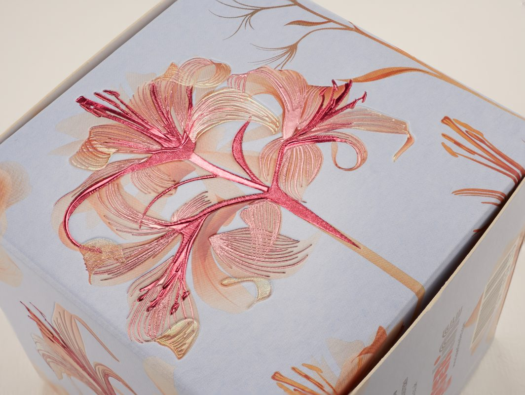 Textured Foil Packaging
