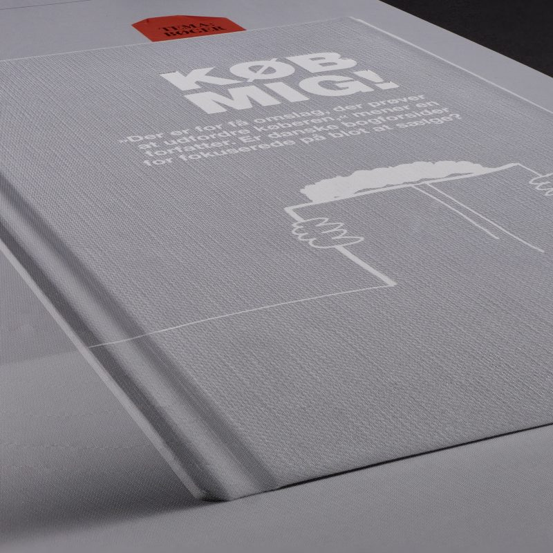 Textured Emboss Promotional Flyer