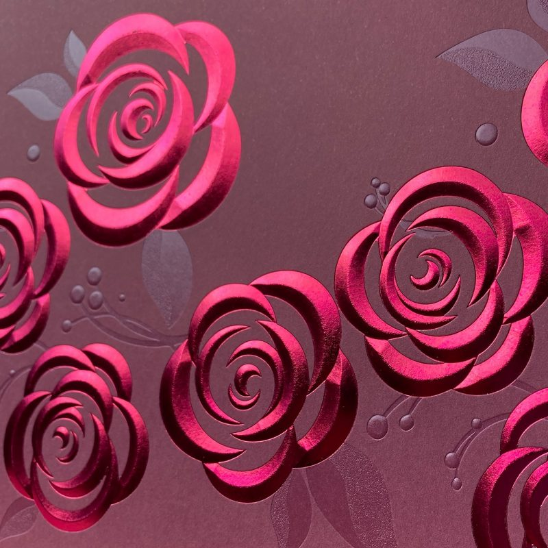 Faceted Rose
